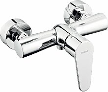 Design Armatur für die Dusche 1A Optik Serie Algeo von Ferro