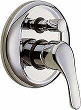 Design Armatur Unterputz für Badewanne oder Dusche / Unterputzarmatur Bad