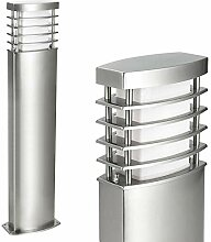 Design Außenleuchte Standleuchte Standlampe E27