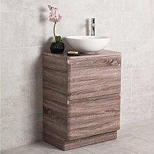 Design Badezimmer 600mm Waschtisch Unterschrank