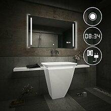 Beleuchtung Badezimmerspiegel badspiegel mit beleuchtung und steckdose günstig kaufen