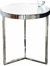 Design Beistelltisch Original ASTRO 50 cm chrom /