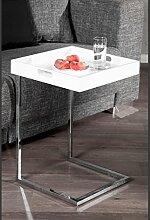 Design BEISTELLTISCH TABLETT | praktischer Tisch