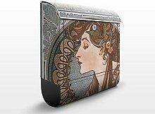 Design Briefkasten Helena | Kunst Jugendstil