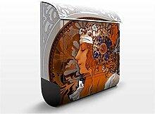 Design Briefkasten Loren | Kunst Jugendstil