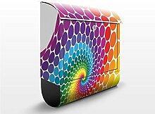 Design Briefkasten Magic Points | Punkte Bunt