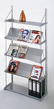 Design Büroregal Grundelement Theo Kerkmann