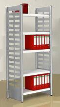 Design Büroregal Theo Kerkmann M2 5 Boden 220 cm