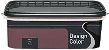 Design Color 2,5 L. Waldbeere Lila Violett matt