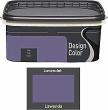 Design Color 5 L. farbige Innenfarbe, Wandfarbe