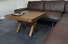 Design Couchtisch Tisch CX-222 Nussbaum/Walnuss
