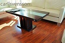Design Couchtisch Tisch S-444 Walnuss-Wenge