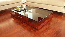 DESIGN COUCHTISCH Tisch V-470 Kirschbaum getöntes