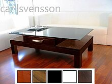 Design Couchtisch Tisch V-470H Walnuss/Wenge