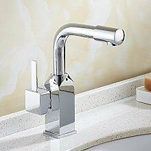 Design Deck montiert Küche Wasserhahn mit einem