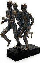 Design Dekoration Skulptur Mann Deko Figur Statue