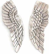 DESIGN DELIGHTS WANDDEKORATION Angel | Metall,
