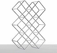 DESIGN DELIGHTS WEINFLASCHENHALTER Quadrat |