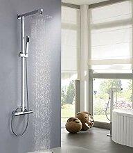 Design-Duschsystem Duschsäule Thermostat 8821C