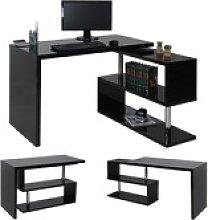 Design Eckschreibtisch MCW-A68, Bürotisch