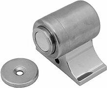 Design Edelstahl Türstopper Magnet