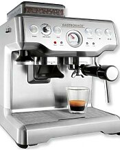 Design Espresso Maschine Advanced Pro mit Mühle