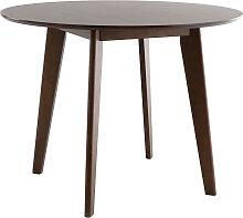 Design-Esstisch rund D100 LEENA