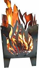 Design Feuerkorb Flamme