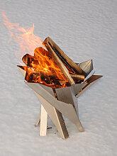 Design Feuerkorb Phoenix, 2 Größen (Feuerkorb
