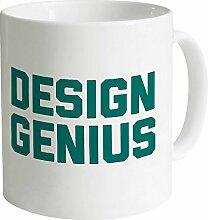 Design Genius Becher