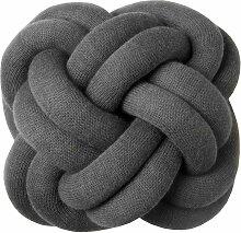 Design House Stockholm Knot Kissen (l) 30 X (b) 30 X (t) 15 Cm
