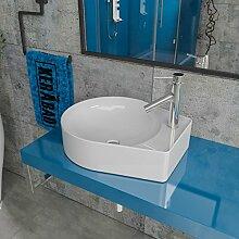 Design Keramik Waschbecken Waschtisch Waschschale