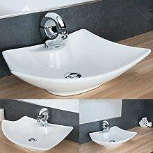 Design Keramik Waschschale Aufsatzwaschbecken