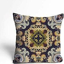Design-Kissenbezug 'Orientalische Formen'