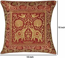 design Kissenbezug Seide Kissenbezug für Sofa 40