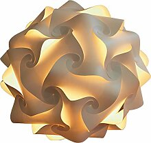 Design Kugellampe Papier Büttenpapier I gross Ø