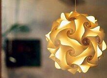 Design Kugellampe Papier I Hängelampe I klein Ø