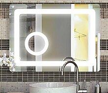 Design LED Badspiegel mit integriertem