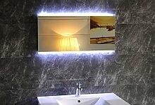 Design LED-Beleuchtung Badspiegel GS043
