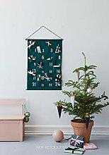 Design Letters - Adventskalender, Christmas