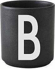 Design Letters - Becher - Buchstabentasse -