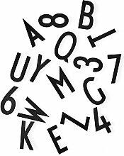 Design Letters Message Board Buchstaben für
