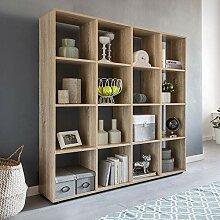 Design modern freistehend Offen Bücherregal mit