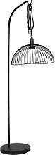 Design Outdoor Stehleuchte schwarz IP44 inkl. LED