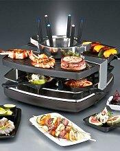 Design Raclette-Fondue-Set von Gastroback