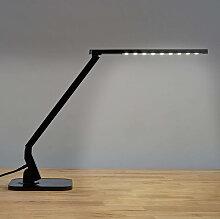 Design Schreibtischlampe schwarz inkl. LED mit