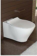 Design Spülrandlos Dusch Hänge-WC Toilette