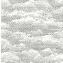 Design-Tapete Atmosphere Grey Clouds 550 cm L x 52