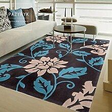 Design Teppich Moderner Teppich Wohnzimmer Teppich