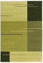 Design Teppich Samoa 002 hellgrün 120cm x 180cm